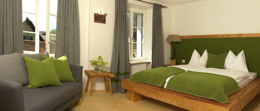 Hotel Zur Post, St. Gilgen, Salzkammergut, Austria - example of bedroom.jpg